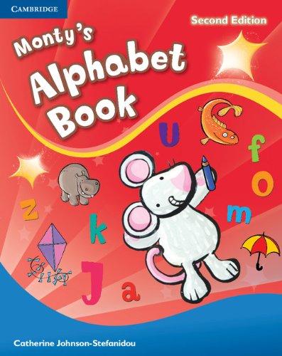 9781107658400: Kid's Box Levels 1–2 Monty's Alphabet Book