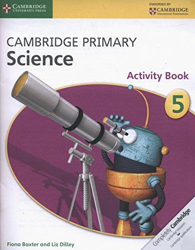 9781107658974: Cambridge Primary Science Stage 5 Activity Book