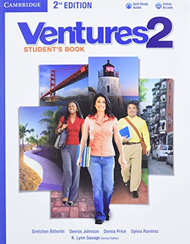 9781107659216: Ventures Level 2 Value Pack (Student's Book with Audio CD and Workbook with Audio CD)
