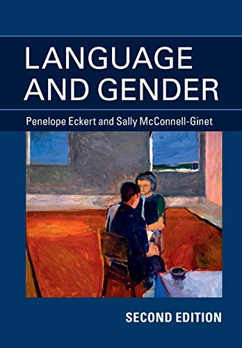 9781107659360: Language and Gender 2nd Edition Paperback