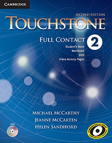 9781107659407: Touchstone Level 2 Full Contact