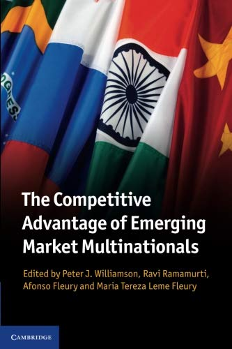 9781107659414: The Competitive Advantage of Emerging Market Multinationals