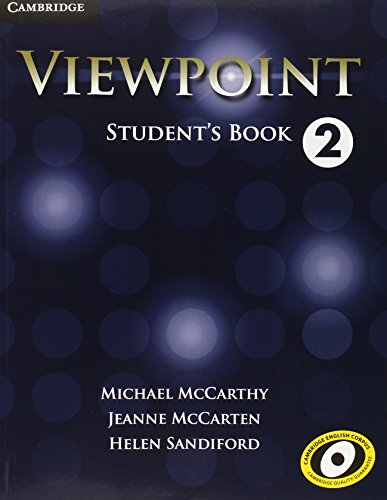 9781107659674: Viewpoint Level 2 Blended Online Pack (Student's Book and Online Workbook Activation Code Card)