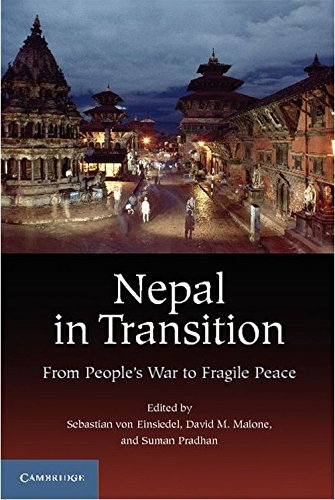 9781107659711: Nepal In Transition: From Peoples War to Fragile Peace