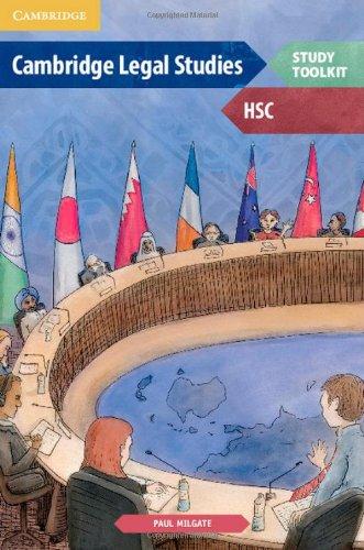 Cambridge HSC Legal Studies Toolkit (Paperback): Paul Milgate, Daryl