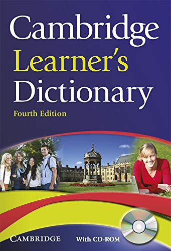 9781107660151: Cambridge learner's dictionary. Con CD-ROM