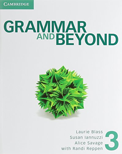 9781107660281: Grammar and Beyond Level 3 Student's Book and Online Workbook Pack