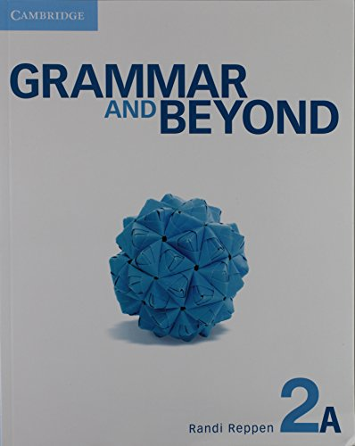 9781107660472: Grammar and Beyond Level 2 Student's Book A and Online Workbook Pack