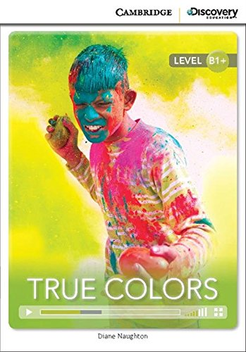 9781107660687: True Colors Intermediate Book with Online Access (Cambridge Discovery Interactive Readers)