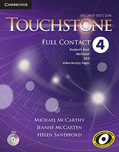 9781107661523: Touchstone Level 4 Full Contact