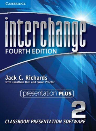 Interchange 2 Presentation Plus, by Richards, by Richards, Interchange 4th Edition, DISC ONLY: Jack...