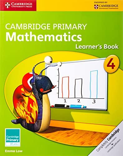 9781107662698: Cambridge Primary Mathematics Stage 4 Learner's Book (Cambridge Primary Maths)