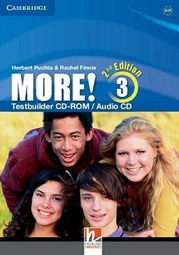More! Level 3 Testbuilder CD-ROM/Audio CD: Cassidy, Hannah