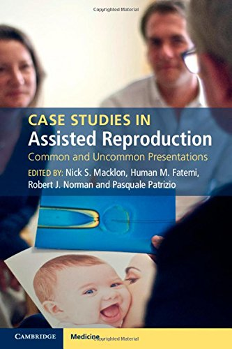 9781107664579: Case Studies in Assisted Reproduction: Common and Uncommon Presentations