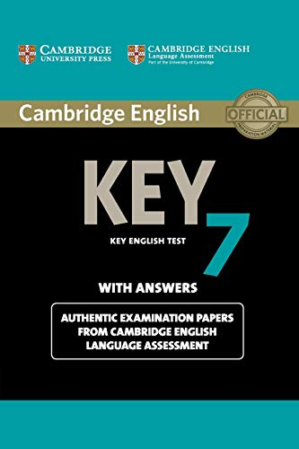 9781107664944: Cambridge English Key 7 Student's Book with Answers (KET Practice Tests)
