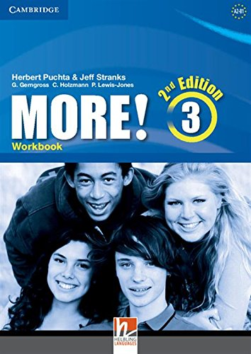 9781107665064: More! Level 3 Workbook