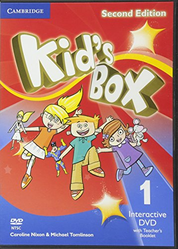 9781107665880: Kid's Box Level 1 Interactive DVD (NTSC) with Teacher's Booklet