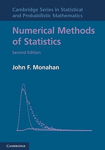 9781107665934: Numerical Methods of Statistics