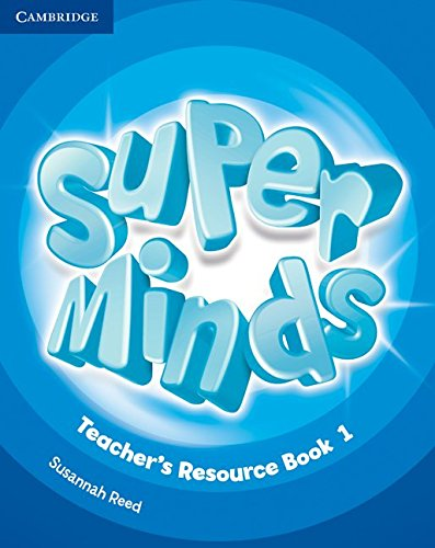 9781107666047: Super Minds 1 Teacher's Resource Book with Audio CD