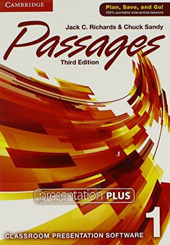 Passages Level 1 Presentation Plus (DVD-Video): Jack C. Richards