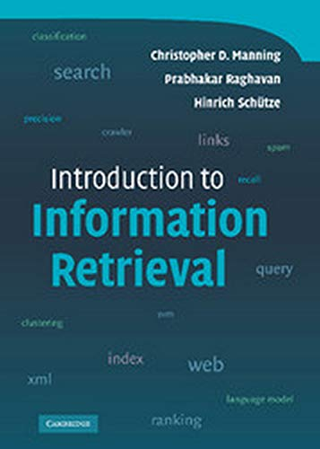 9781107666399: Introduction to Information Retrieval South Asian Edition