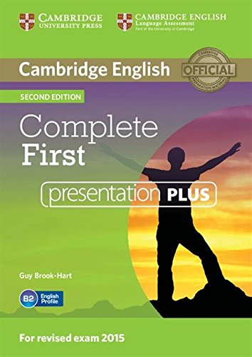 9781107666665: Complete First Presentation Plus DVD-ROM