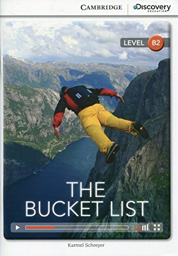9781107666832: The Bucket List Upper Intermediate Book with Online Access (Cambridge Discovery Interactiv)