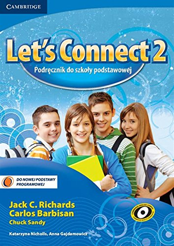 Let's Connect Level 2 Student's Book Polish Edition (1107667151) by Jack C. Richards; Carlos Barbisan