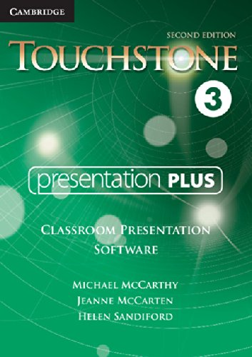 Touchstone Level 3 Presentation Plus (DVD-Video): Michael Mccarthy