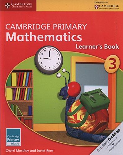 9781107667679: Cambridge Primary Mathematics Stage 3 Learner's Book (Cambridge International Examinations)