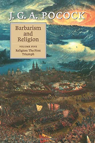 9781107667921: Barbarism and Religion