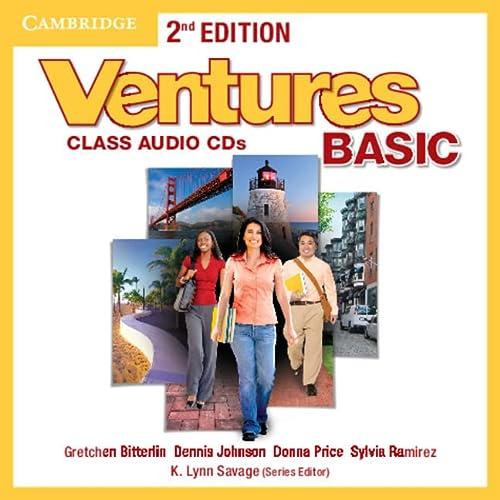Ventures Basic Class Audio CDs (2): Savage, K. Lynn,Ramirez,