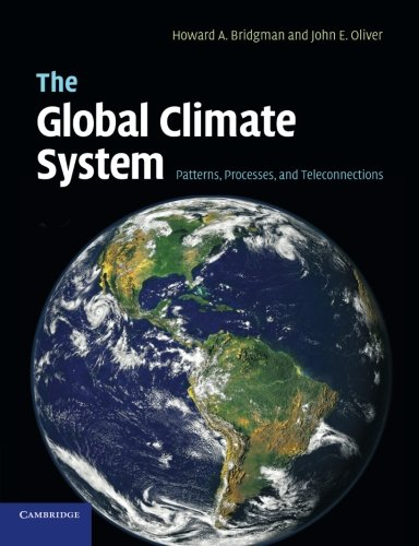 9781107668379: The Global Climate System: Patterns, Processes, and Teleconnections