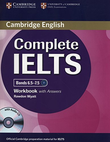 9781107668423: Complete IELTS Bands 6.5-7.5 Workbook with Answers with Audio CD [Hardcover] [Jan 01, 2014]