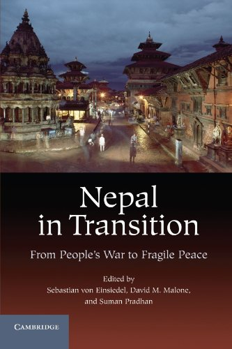 9781107668980: Nepal in Transition: From People's War to Fragile Peace