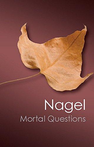 9781107669321: Cambridge University Press Mortal Questions (Canto Classics)