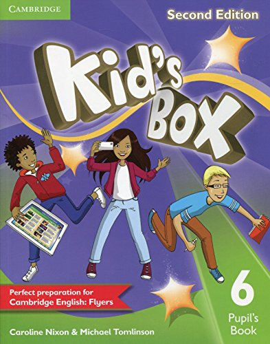 9781107669833: Kid's Box Level 6 Pupil's Book