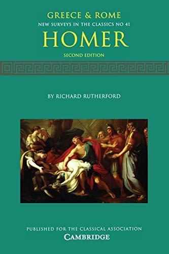 Homer: Rutherford, Richard