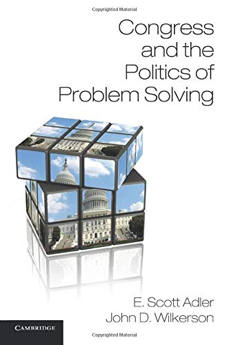 9781107670310: Congress and the Politics of Problem Solving