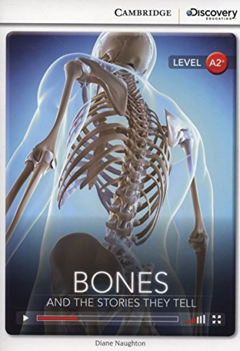 9781107670549: Bones: And the Stories They Tell Low Intermediate Book with Online Access (Cambridge Discovery Interactive Readers)