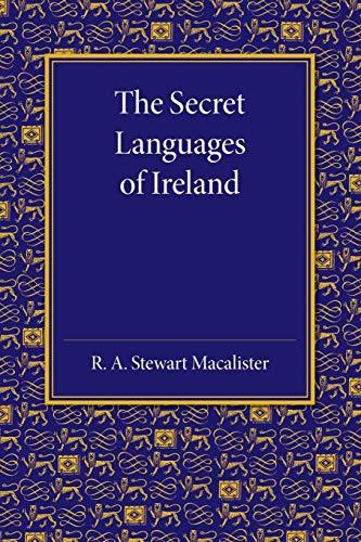 9781107671508: The Secret Languages of Ireland
