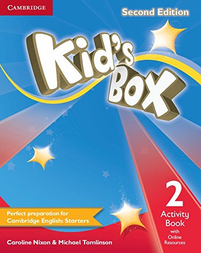 9781107671614: Kid's box 2ed level 2. Activity book with online resources