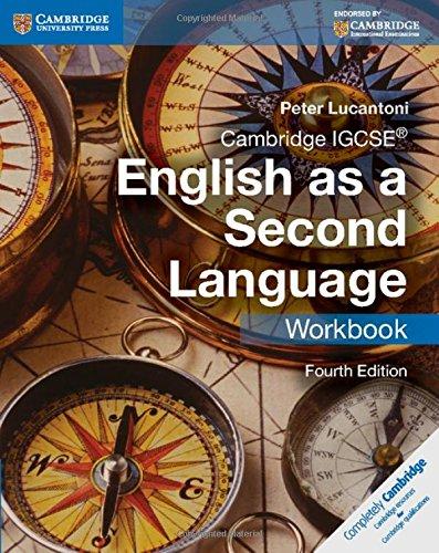 9781107672024: Cambridge IGCSE english as a second language. Workbook. Con e-book. Con espansione online. Per le Scuole superiori (Cambridge International IGCSE)