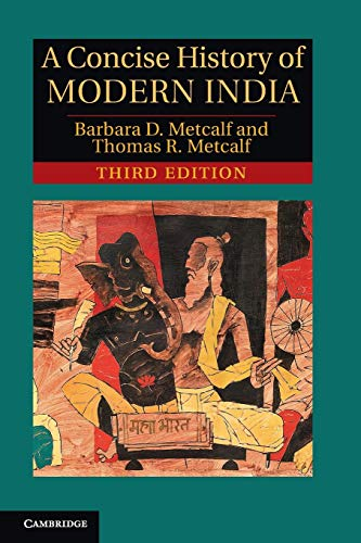 9781107672185: A Concise History of Modern India (Cambridge Concise Histories)