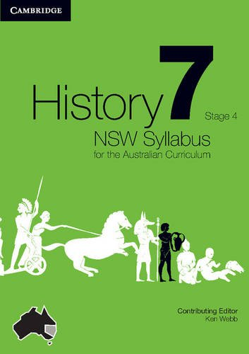 History NSW Syllabus for the Australian Curriculum Year 7 Stage 4 Bundle 1 Textbook and Interactive...