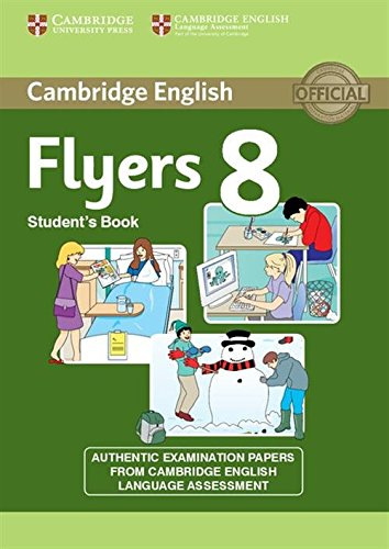 9781107672710: Cambridge young learners english tests. Movers. Per la Scuola media: Cambridge English Young Learners 8 Flyers Student's Book