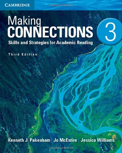 9781107673014: Making Connections Level 3 Student's Book: Skills and Strategies for Academic Reading