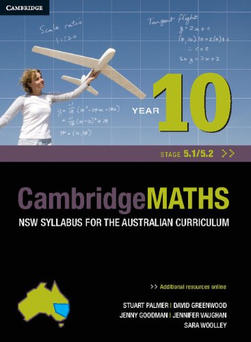 Cambridge Mathematics NSW Syllabus for the Australian Curriculum Year 10 5.1 and 5.2 (Paperback): ...