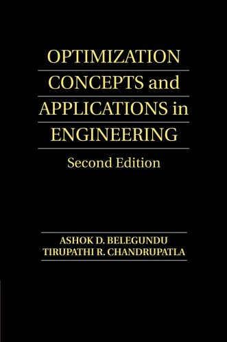 9781107674172: Optimization Concepts and Applications in Engineering