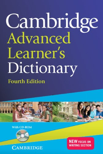 9781107674479: Cambridge Advanced Learner's Dictionary with CD-ROM